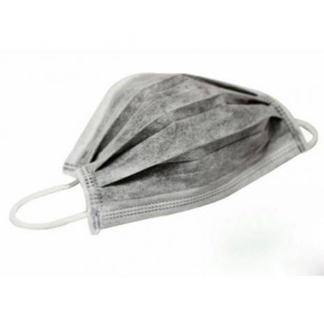 Carbon Face Mask for Eyelash Extensions Application