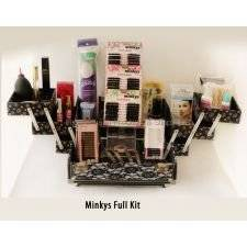 Minkys Full Eyelash Extension Kit