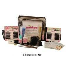 Minkys Starter Eyelash Extension Kit