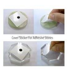 Cover Sticker for Adhesive Stones