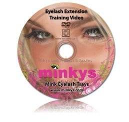 Eyelash Extension Training DVD