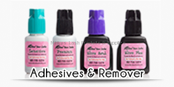 Professional Grade Adhesives for Eyelash Extension Application