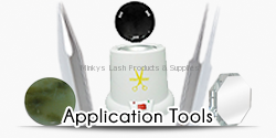 Application Tools for Eyelash Extensions