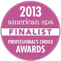 American Spa Choice Award Finalist