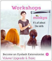 Eyelash Extension Training & Certification