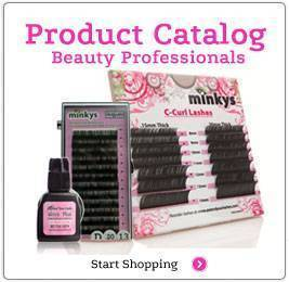 Minkys Eyelash Extension Products & Supplies